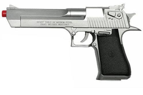 Desert Eagle .44 Magnum Spring Silver Pistol by Magnum Research
