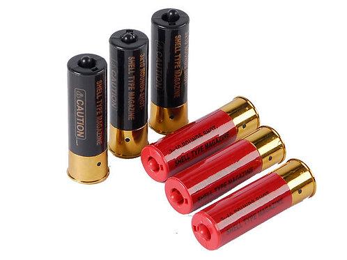 Shotgun Shells for DE and UTG Multi-Shot Shotguns