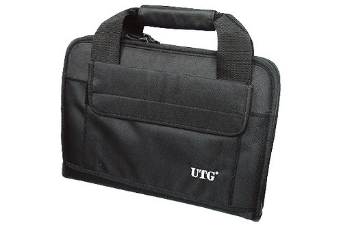 UTG Deluxe Single Pistol Carry Case, Black