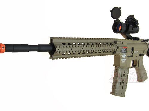 G&G Combat Machine R8-L Tan Airsoft Rifle