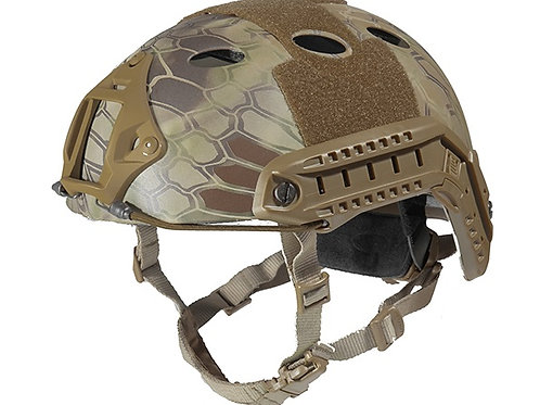 Lancer Tactical SpecOps Military Style Helmet