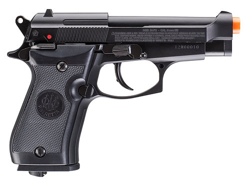 Beretta M84 FS CO2 Metal Blowback Airsoft Pistol