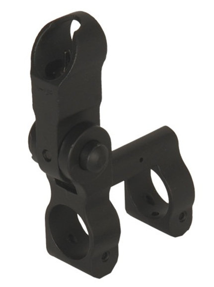 Metal Flip Up Front Sight For M4 AEGs