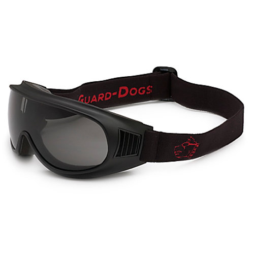 GOGGS Commander I Over-RX Goggles w/ Foggstopper, Clear Lens