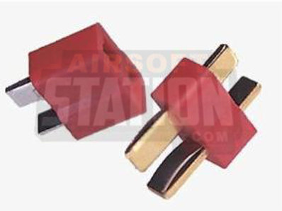Set of Deans Plugs