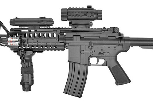 Firepower F4-D M4 Full Auto Electric Airsoft Rifles