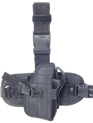 Leapers Special Operations Universal Tactical Black Leg Holster