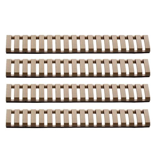 G&G Ladder Rail Covers, Desert Tan