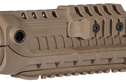 M4S1 Tactical Airsoft Handguard, Tan