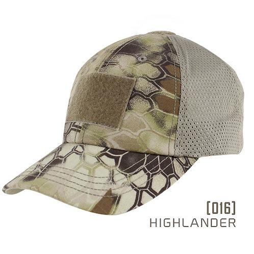 Condor Outdoor Tactical Mesh Cap, KRYPTEK Highlander
