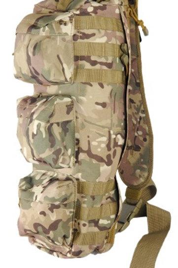 """Lancer Tactical Tactical Shoulder """"Go Pack"""" Bag, Camo"""