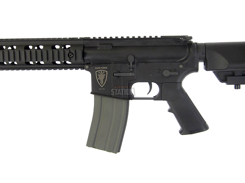 Elite Force M4 CQB Gen. 7 AEG Black Airsoft Rifle