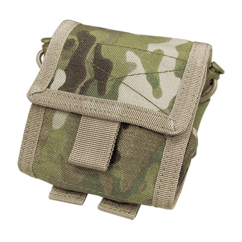 Condor Roll Up Utility Pouch, Multicam