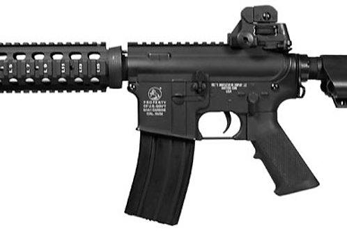Colt M4 CQB Full Metal RIS AEG Airsoft Rifle w/ Extra Mag