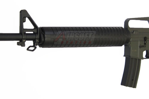 JG M16A2 Enhanced Airsoft Rifle