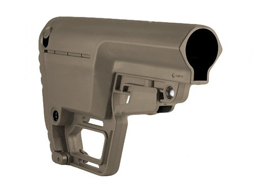 Mission First Tactical Battlelink Utility Stock, Scorched Dark Earth