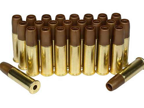Dan Wesson ASG 6mm Airsoft Revolver Shells, 25ct, Power-Down