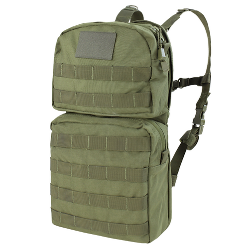 Condor HCB2 MOLLE 2.5 Liter Hydration Carrier, OD Green