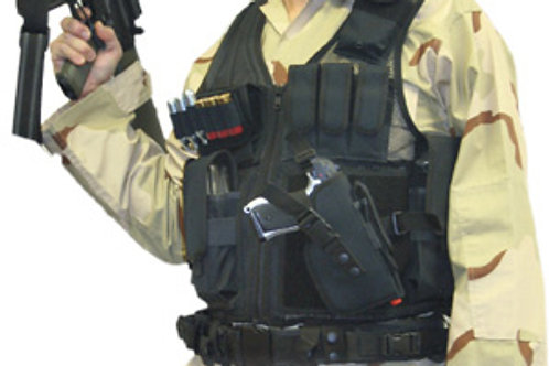 UTG Tactical Scenario Vest - Black