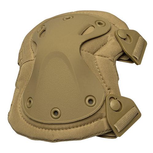 Valken Tactical X-Type Knee Pads, Tan