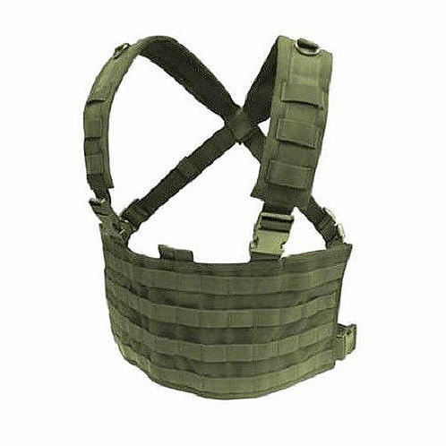 Condor OPS Chest Rig, OD Green