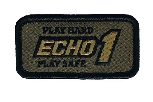 Echo 1 Play Hard Play Safe Patch