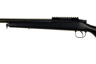 AGM MP001 VSR-10 Aisoft Sniper Rifle, Black