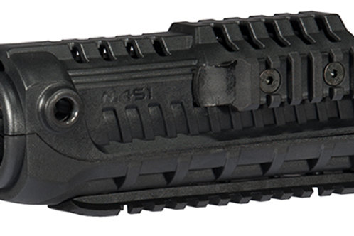 M4S1 Tactical Airsoft Handguard, Black