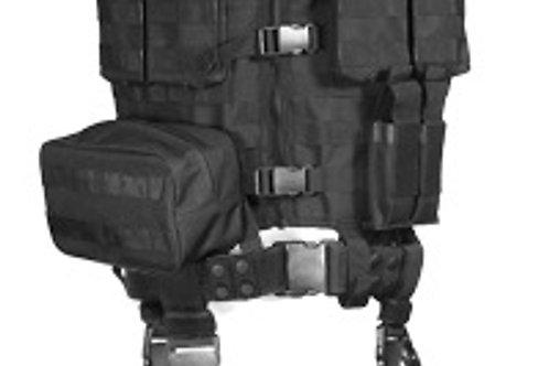 UTG 10 Piece Complete Kit Rig, Black