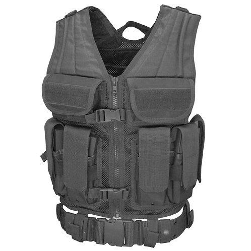 Condor Elite Tactical Vest, Black