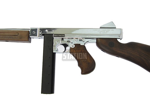 King Arms M1A1 Military Grand Special Silver Collectors Edition