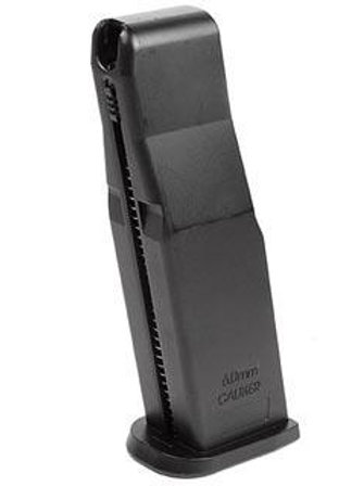 H&K CO2 Pistol Magazine, 16 Rounds, Metal