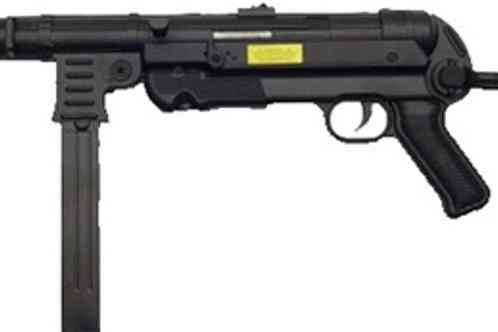 AGM MP40 Full Metal SMG Airsoft Rifle, Black