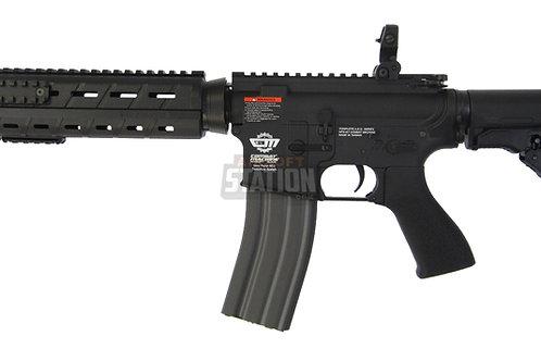 G&G CM16 MOD 0 AEG Combat Machine Black Airsoft Rifle