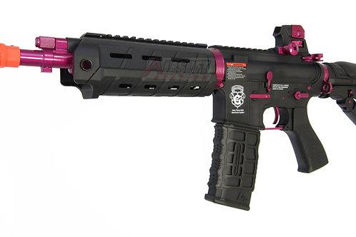 G&G Combat Machine G26 Black Rose Electric Blowback Airsoft Rifle