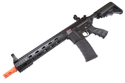 "G&G GC16 Combat Machine FFR 12"" AEG, Black"