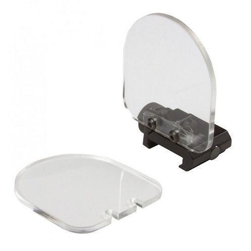 AIM Sports Acrylic 3mm Flip-Up Lens/Optic Protector