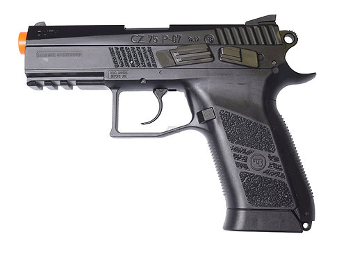 CZ75 P-07 Duty CO2 Airsoft Pistol by ASG