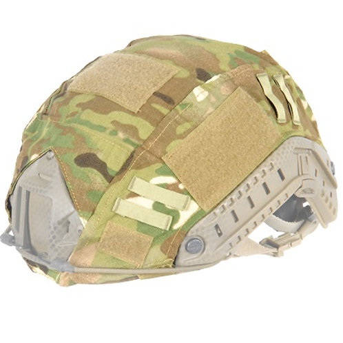 SpecOps Military Style Helmet Camouflage Cover