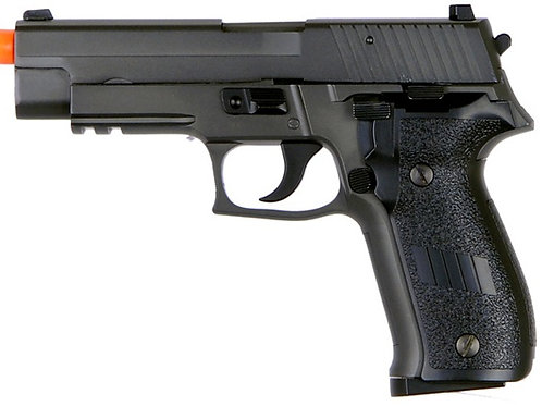 HFC M226 Gas Blowback Pistol - Semi Auto Model