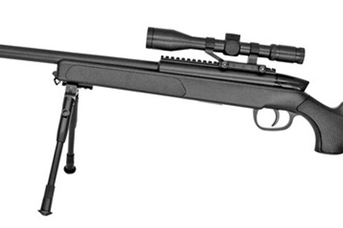 CYMA ZM51 Bolt Action Airsoft Sniper Rifle w/ Scope and Bipod