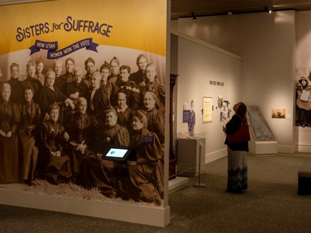 Sisters for Suffrage: How Utah Women Won the Vote