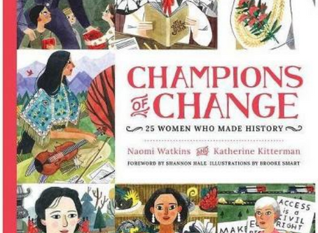 Champions of Change - Radio Interview