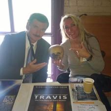 Kate Thorvaldsen & Travis Walton