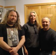 Seriah Azkath, Kate Thorvaldsen & Peter Robbins
