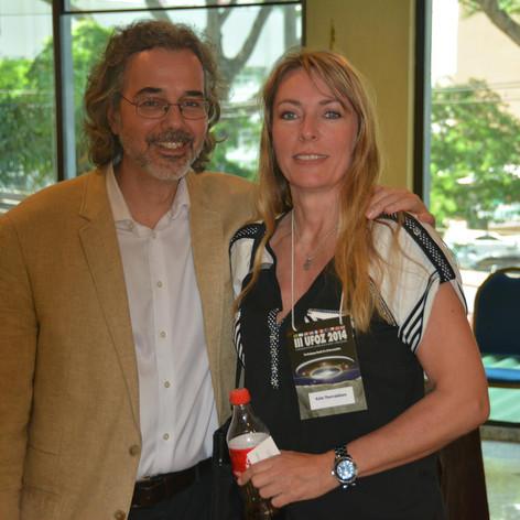 Kate Thorvaldsen & Richard M. Dolan