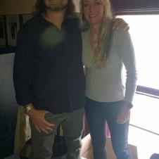 Kate Thorvaldsen & Jamie P.Robinson