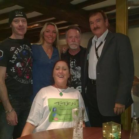 Kate Thorvaldsen,Nick Redfern, Larry Warren, Travis Walton & Heidi Neil