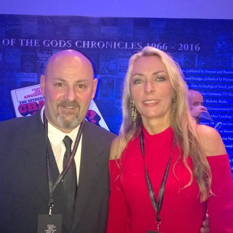 Kate Thorvaldsen & Tino Megaro