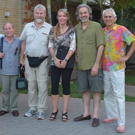 Peter Robbins. Erling Strand,Kate Thorvaldsen,Richard Dolan, Michael Salla.